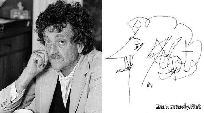Amerikalik Satirik yozuvchi Kurt Vonnegut