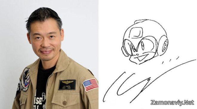 Yapon o'yinlar rassomi va Capcom kompaniyasi prodyusseri Keydzi Inafune